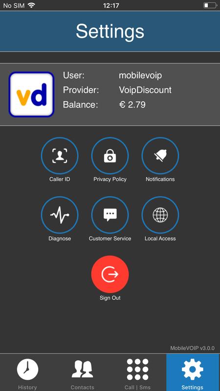 voipgain mobile